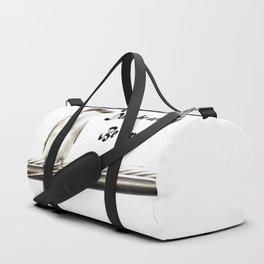 Don't Be Afraid; Be Simple Duffle Bag