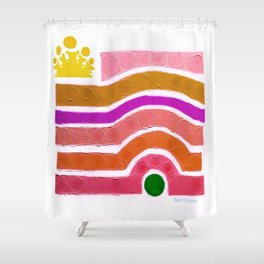 :: Princess n' Pea :: Shower Curtain