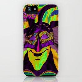 MARDI ARTY iPhone Case