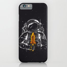 Space Popscicle iPhone Case