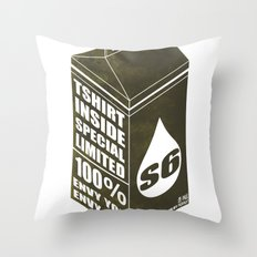 S6 SPECIAL LIMITED PKG Throw Pillow
