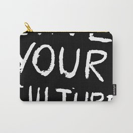 SAVEYOURCULTURE Carry-All Pouch