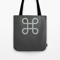 Command Bowen Knot Tote Bag