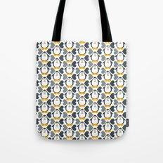 NGWINI - penguin love pattern 4 Tote Bag