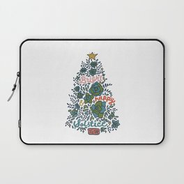 Bright and Happy Solstice Laptop Sleeve