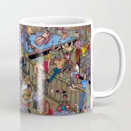 Sports legends Coffee Mug