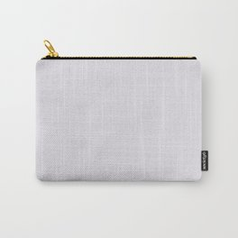 Plain Dusty Lilac Shabby Chic Puple Carry-All Pouch
