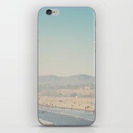 Santa Monica, California  iPhone Skin