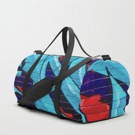 Shark Finished Duffle Bag