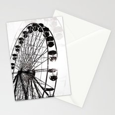 ferris wheel fair Stationery Cards