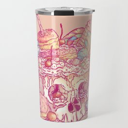 Skull No.3 // The Yummy One Travel Mug