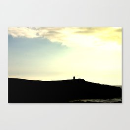 This Way Lies Home - Original Photographic Art  Canvas Print