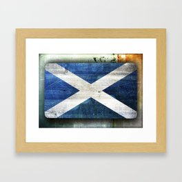 Scotland Framed Art Print