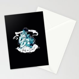 Achilles & Patroclus papi pacify Stationery Cards