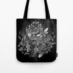 les fleurs du mal Tote Bag