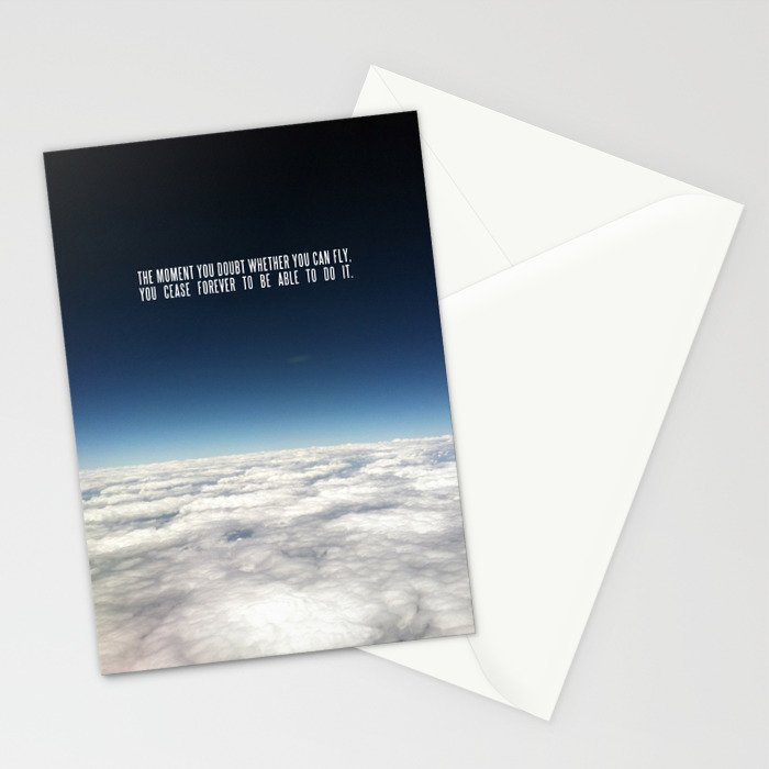 FLY. Stationery Cards