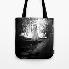 Dark Doll Tote Bag