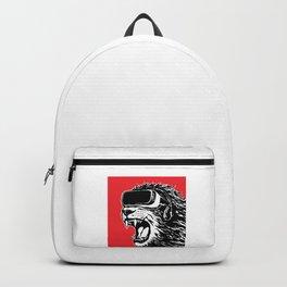 VR Lion Backpack