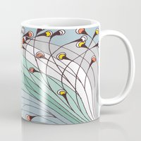 the lights Mugs featuring lights by colli13designs
