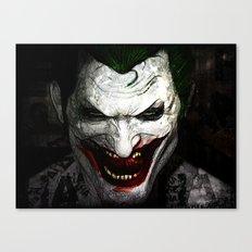 Its Dead Funny Canvas Print