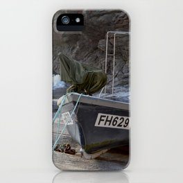 Shall We Get Outta Here? iPhone Case