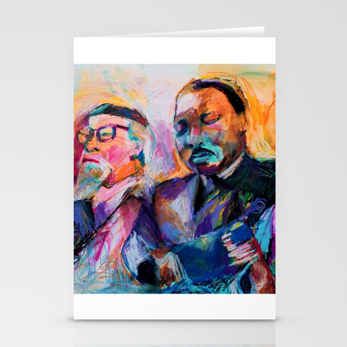 Heschel and King, Bright Stationery Cards