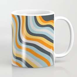 Dancing Lines Coffee Mug