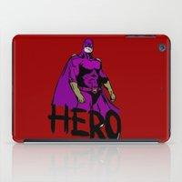 hero iPad Cases featuring Hero by Logan_J