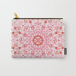 Moroccan Mandala – Valentine Palette Carry-All Pouch