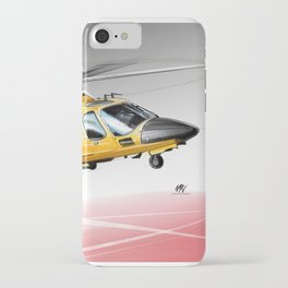 Gold Twist iPhone Case