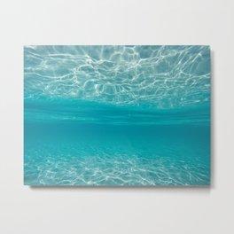 Underwater Magic Metal Print