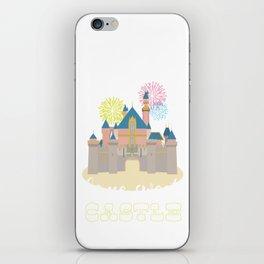 Disneyland Castle, Home Sweet Castle iPhone Skin