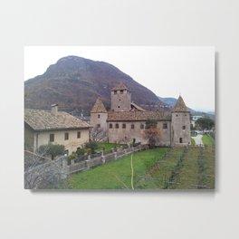 CASTELLO MARECCIO Metal Print