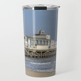 Bournemouth Pier 3 Travel Mug