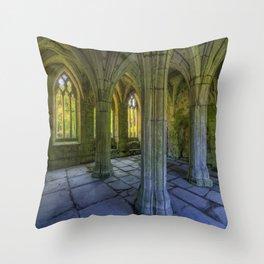 Valle Crucis Throw Pillow