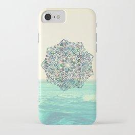 Mandala Mermaid Oceana iPhone Case