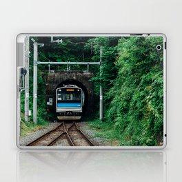 Tunnel Train Laptop & iPad Skin