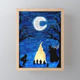 Another Midsummer Framed Mini Art Print