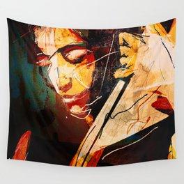 Esperanza Spalding Wall Tapestry