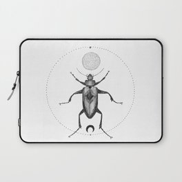 Moon Beetle Laptop Sleeve