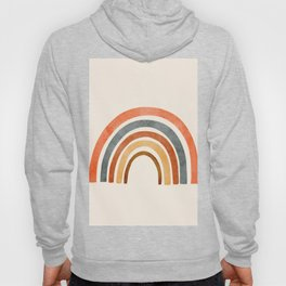 Abstract Rainbow 88 Hoody