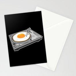 Egg Scratch Stationery Cards