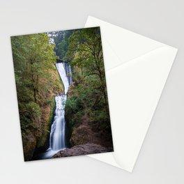 Bridal Veil Falls - Columbia River Gorge, Oregon Stationery Cards