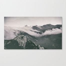Mountains #3 Canvas Print