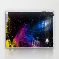 Spirited Fractal Laptop & iPad Skin