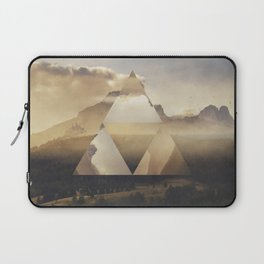 Hyrule - Power of the Triforce Laptop Sleeve
