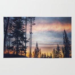 Sensational Sunset Rug