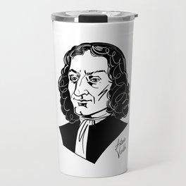 Antonio Vivaldi Travel Mug