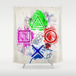 The Unstoppable Shower Curtain