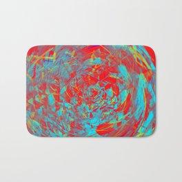 Burning Bath Mat
